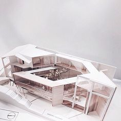 _nextarch by _javierjauhari _next_top_architects Superimpose section. credit to _decegabriela Architecture Design, Architecture Student, Concept Architecture, Sections Architecture, Landscape Architecture, Business Architecture, Temple Architecture, Architecture Awards, Architecture Graphics