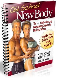 Old School New Body - Did you know that once you hit 40 years of age, whether you're a man or a woman, your body starts aging FASTER than normal?   Studies have shown that without the proper nutrients and exercise, your body will age about 6 months EXTRA for every year that passes. Think about that! If you are 40, that means by the time you hit 44 you will LOOK and FEEL 48. And by the time you reach 60, you will LOOK and FEEL 70 YEARS OLD! We see this every day... just look around you.   Did…