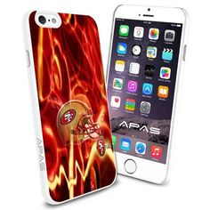 Anthony Davis of San Francisco 49ers Silicone Skin Case Rubber Iphone 6 Case Cover white color WorldPhoneCase http://www.amazon.com/dp/B010109SN8/ref=cm_sw_r_pi_dp_sRF3vb0CD52KB