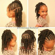 Children's Natural Hairstyles Enchanting Simple Cornrows Style  Toddler Lifestyle  Pinterest  Cornrows