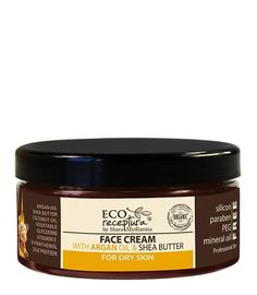 Eco receptura Argan - Krem do twarzy