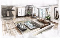 RENDERED PERSPECTIVE by others