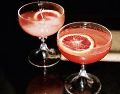 How to make a Sicillian 75 for a date night cocktail