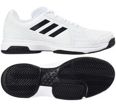 pretty nice 1f30a 784c5 adidas Approach Men Tennis Shoes for All Court White Racket Racquet Sport  BB7664 Racquet Sports,