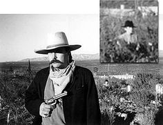 Fascinating Photos That Will Convince You Ghosts Exist: The Ghost of Boothill Cemetery