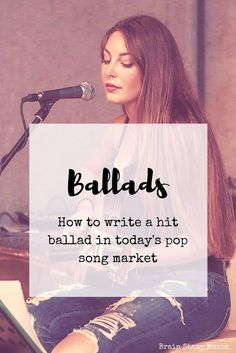 Slow songs aren't big hits today like they were in the but you can still write a great one! musica Ballads: Slow Songs That Connect to the Heart Writing Lyrics, Music Writing, Writing Tips, Writing Prompts, Music Math, Singing Lessons For Kids, Singing Tips, Learn Singing, Music Lessons