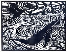 Printmaking - NICOLA BARSALEAU