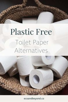 Plastic Free Toilet Paper That Lets You Wipe with a Clean Conscience Recycling Facility, Eco Friendly Paper, Sustainable Living, Toilet Paper, Biodegradable Products, Plastic Packaging, Cleaning, Lifestyle Changes, Shampoo