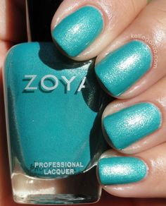 Zoya - Zuza. Never tried a colour like this but it's real purty.
