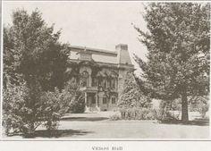 Villard Hall 1911.  From the 1913 Oregana (UO yearbook). www.CampusAttic.com