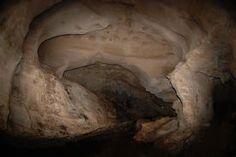Beautiful rock formation inside Venado Caves, Alajuela-La Fortuna de San Carlos, Alajuela