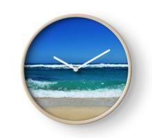 The Scent Of A Deep Blue Ocean Clock