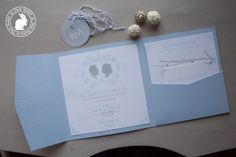 Le Petit Rabbit: Wedding stationery: partecipazioni matrimonio silhouette