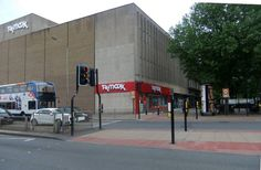 Peterborough TK Maxx 2011 Peterborough, Tk Maxx, Buildings, Street, Places, Roads, Lugares