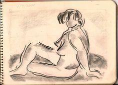 Pinturas y dibujos de Antoni Jesus Ballester : Foto