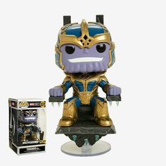 Do you want Thanos to get all the infinity gems? Well you must start doing the same! If you're a collector of Infinity War figures this Hot Topic Exclusive Thanos with Throne POP! is a gem that you won't want to miss! Shop via Link in Bio (News Section) #thanos #infinitywar #infinitywarpops #thanospops #hottopic #funko #funkopops #funkocollector #pops #popcollector #funkofam #funkofamily #funkomania #funkoaddict #funkofun #funatic #funkoholic #funkofan #funkophoto