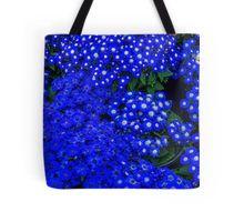 Sea of Blue at the Conservatory - Bendigo, Victoria Tote Bag