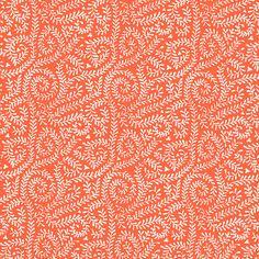 3-papaya_BRIGHT_VINE_melstampz_12_and_a_half_inches_SQ_350dpi