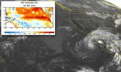El Nino will cause more damage to drought-ridden California