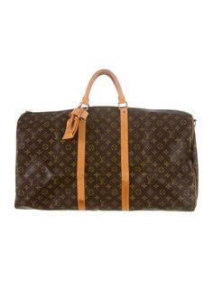 $725 Louis Vuitton Keepall Bandoulière 60