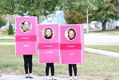 Life Every Day: Homemade Halloween, american girl costumes 2011