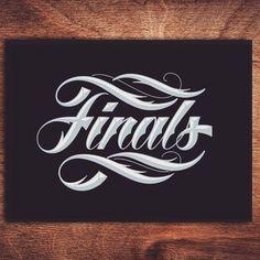 Finals by Ahmed Ragaie