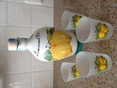 Limoncello -- love the jug