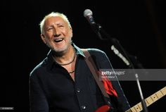 Musician Pete Townshend of The Who performs onstage during Desert Trip at The Empire Polo Club on October 2016 in Indio, California. Last Night On Earth, Tired Of Waiting, Pete Townshend, Local Bands, Music Station, Billy Joel, Polo Club, Him Band, Now And Forever