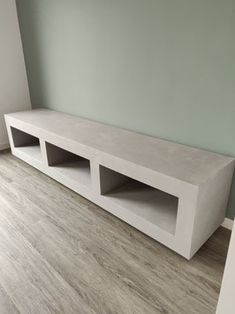 Custom Furniture, Furniture Design, Industrial Home Design, Concrete Furniture, Painting Concrete, Interior Design Living Room, Home And Living, Sweet Home, House Design