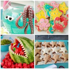 Beach-Themes Kids Party