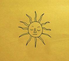 yellow, sun, and aesthetic image Alphonse Mucha, Half Elf, Jandy Nelson, Art Du Monde, Mellow Yellow, Yellow Sun, Bright Yellow, Mustard Yellow, Happy Colors