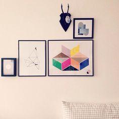 """""""Kreativ indretning! Kreative med diy billeder. Fint og dekorativt! Se meget mere på vores facebook: kreative ideer til dig og boligen, samt bloggen:…"""""""