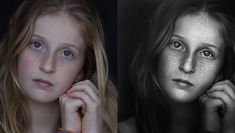 The Fastest and Easiest Way to Bring out Freckles in Photoshop