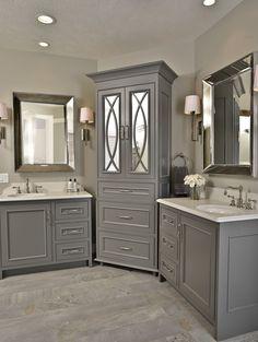 Best L Shaped Bathroom Vanity Double Sinks Dream Home 640 x 480