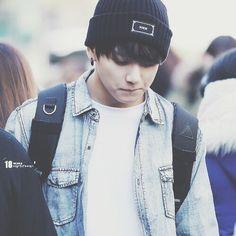 Jeon jungkook bts BANGTAN boys airport fashion