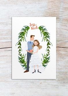 Wedding gift custom wedding portrait wedding illustration Source by Summertrends.club Hint:Use navigation … Wedding Art, Wedding Card Design, Wedding Invitation Design, Wedding Couples, Wedding Illustration, Couple Illustration, Illustrated Wedding Invitations, Custom Wedding Gifts, Simple Weddings