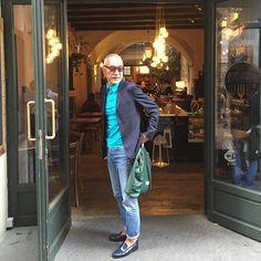 13 June 2016 a Firenze これからメシや♪ #goitalia # #hayashiyoshiyuki #firenze #konnubio