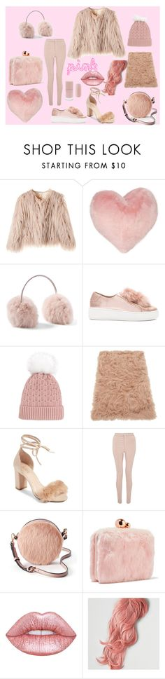 """""""#58"""" by grandisogni ❤ liked on Polyvore featuring Nordstrom Rack, Steve Madden, Raye, Miss Selfridge, LC Lauren Conrad, Sophia Webster, Lime Crime, American Eagle Outfitters and Forever 21"""