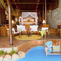 Ladera—St. Lucia. #Jetsetter