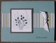 Thanks in Grey by Jplapcfos - Cards and Paper Crafts at Splitcoaststampers