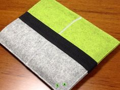 Lime Green iPad mini sleeve case - made with 100% natural merino wool felt. Custom orders available upon request. SHOP HERE: http://www.etsy.com/shop/HenrysBox Twitter: Henrys_Box Email: Henrysboxetsy@gmail.com #Etsy #dapper #iPad #iPadmini #iPadAir #iPadcase #MacBook #MacBookPro #MacBookcase #sleevecase #style #design #shop #shopping #etsyshop #accessories #fashion #style #mensstyle #womenstyle #awesome #designer #handmade #sewing #miamibeach #passion