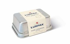 Lurpak Slow Churned Butter on Packaging of the World - Creative Package Design Gallery