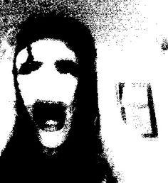 UBOA by SnuffBomb.deviantart.com on @DeviantArt Creepy Images, Creepy Pictures, Arte Horror, Horror Art, Image Triste, Creepy Vintage, Arte Obscura, Creepy Art, Cybergoth