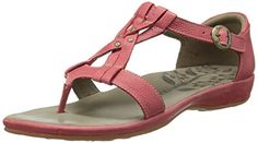 KEEN Women's City Of Palms Posted Sandal, Ribbon Red, 6.5 M US ** Check this awesome product by going to the link at the image.