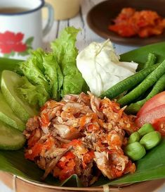 xxxxx Indonesian Cuisine, Nasi Goreng, Asian Recipes, Recipies, Food And Drink, Cooking Recipes, Menu, Yummy Food, Chicken