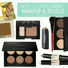 Top Highlight & Contour Products For Pale Dry Skin