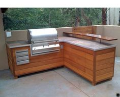 """Receive great recommendations on """"outdoor kitchen countertops grill area"""". They … Receive great recommendations on """"outdoor kitchen countertops grill area"""". They are actually available for you on our website. Outdoor Bbq Kitchen, Outdoor Kitchen Countertops, Tile Countertops, Outdoor Kitchen Design, Outdoor Kitchens, Kitchen Counters, Outdoor Barbeque, Kitchen Grill, Patio Kitchen"""