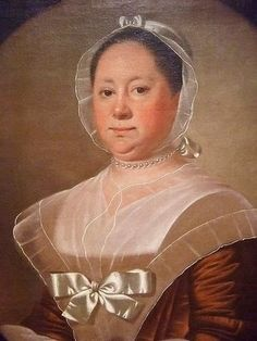 """Mary Trusler"" by American Colonial Painter Jeremiah Early American, American Women, American History, Colonial America, Historical Clothing, Female Clothing, American Artists, Female Art, 18th Century"
