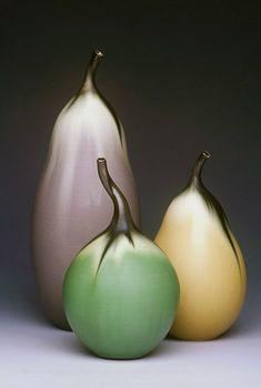 Gourd Still Life - 11 x 9 x 9 inches Jan Bilek