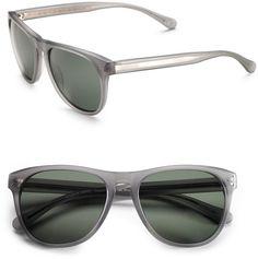 a345ef380afc Daddy B Wayfarer Sunglasses - Lyst Carmen Sandiego